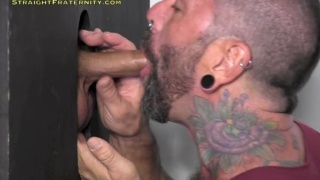 Malcom at the Gloryhole