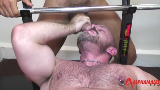 Lucio Saints and Samuel Colt