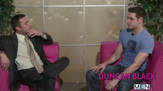 Donny Wright & Duncan Black in Compassionate Friends