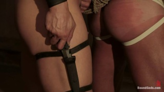 Bondage group fuck 2