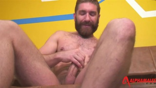 Geoffrey Paine Jack Off Solo