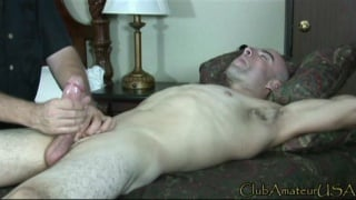 Bald Guy Dixon Gets Serviced