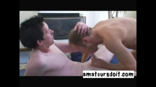 Young hung fucks old