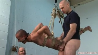 Rope Suspension and Fucking
