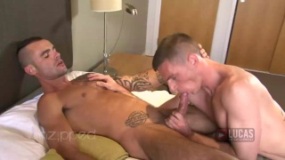 ISSAC JONES GIVES MILES RACER A POUNDING