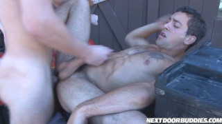 Cock Riding at the Gay Ranch 3