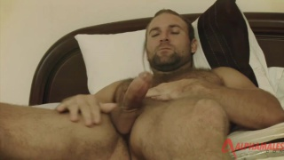 Tom Wolfe strokes fat dick
