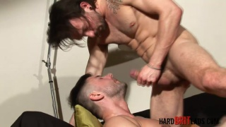 Yohann Banks and Shane Stone fucking