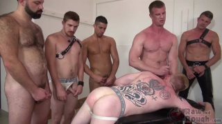 Flogged, Fucked and Hosed