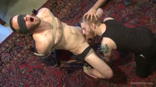 Straight Guy Jesse Carl's Cock Edging