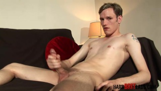 Danny Chase at hard brit lads