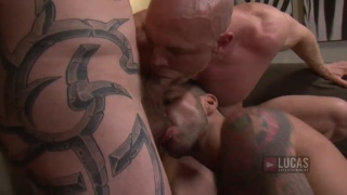 Jeff Stronger & Marco Milan tag team Jonathan Agassi