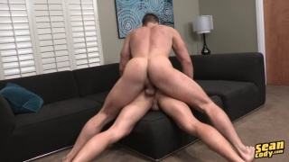 Gabe and Blake Bareback