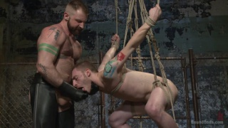 Slave #316 welcomes Aleks Buldocek to the house