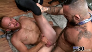 Steven Ponce and Alessio Romero in sexy beast