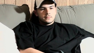 Straight Guy Attempts to Eat His Own Cum