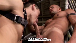 Breno Lopez and Jay Roberts