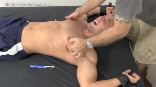 Tall Stud Kirk Tickled