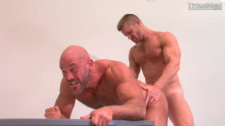 Jesse Jackman and Landon Conrad