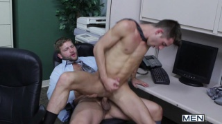 Cubicle Mate with Colby Jansen & JD Phoenix