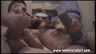 Rocco and Lucas fuck for first time