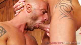 Aymeric Deville and Craig Farell fuck