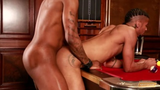 Jin Powers & Krave Moore at next door ebony