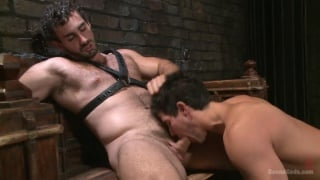 New dom Jaxton Wheeler trains sub Jeff Jax