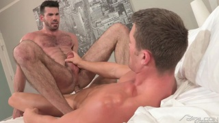 Ryan Rose & Billy Santoro in best buddies