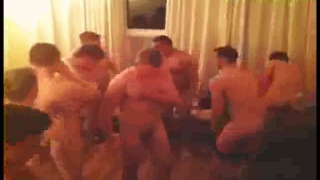 initiation naked bar initiation video