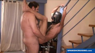 anonymous dude fucked by hung bear