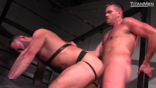 Wilfried Knight and Lance Navarro in Power Play