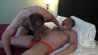 Scott Spears and Dan Lair bareback