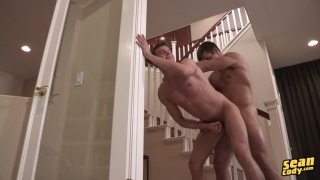 Stu and Matt bareback at sean cody