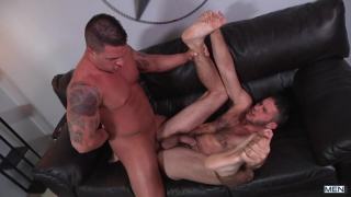 Braden Charron & Jimmy Fanz in Musclebate