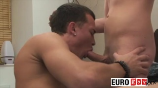 FUCKED AND SPUNKED with Blake Bailey and Jamie Ryder