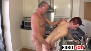GENERATION GANGBANG - Scene 2 - Ben and Aiden
