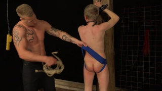 Petro Peka gives a brutal SPANKING