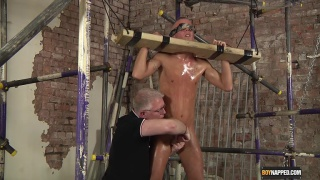 A Humiliating Ball-Draining For Kenzie