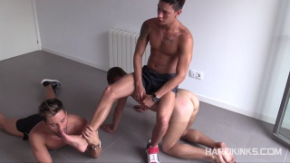 landlord subs for master and slave couple
