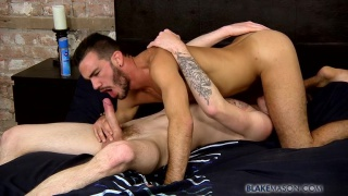 Alejandro Gives Damien A Hot Fuck