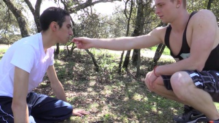 HUMILIATION FOREST with TYLER RODING  and SLAVE #5