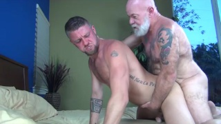 daddy noah fucks christian matthews