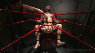 sebastian keys gets trained in the dungeon
