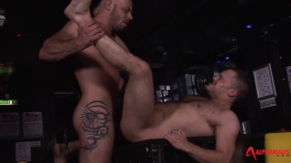 Fucking on the First Day starring bruno fox and sam bishop
