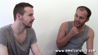 Clay and Dane - Escort Fucks Escort Pt1