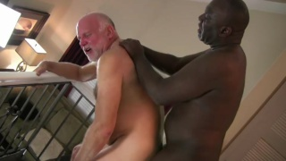 Daddy Asey likes fucking his daddy