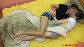 eastern European twinks and friends play around
