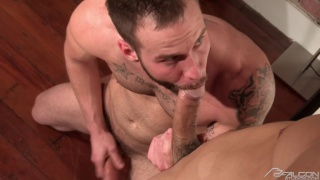 Lance Luciano & Chris Bines in turn it up