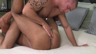 addison's first time fucking with a guy